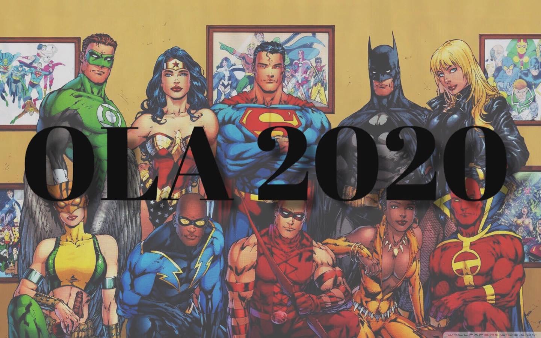DOČKALI JSME SE! PŘIHLÁŠKY NA OLA 2020 JSOU TADY!